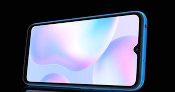 Redmi 9A: Quái thú giá rẻ 2 triệu đồng, pin 5000 mAh, màn hình 6,53 inch lên kệ