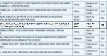 """Samsung đang thử nghiệm máy tính bảng 18.4"""" ở Ấn Độ?"""