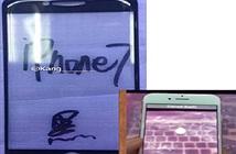 Thiết kế phía trước của iPhone 7 giống như khuôn mặt mỉm cười?