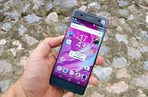 Siêu mẫu tầm trung Sony Xperia XA giảm giá cả triệu đồng