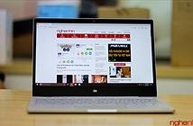 Khui hộp laptop MiBook Air 12,5 inch tại Việt Nam giá 13,9 triệu