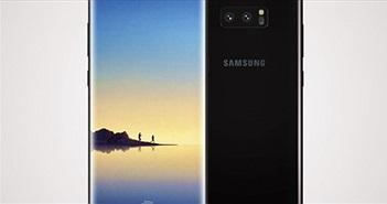 Galaxy Note 9 sẽ có máy quét dấu vân tay tích hợp trên màn hình