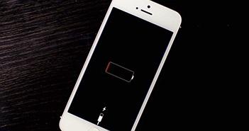 3 cách khắc phục lỗi iPhone bị sập nguồn khi còn pin