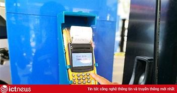 Dùng thẻ ATM thanh toán tại cây xăng TP.HCM