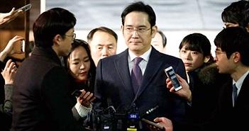 """""""Thái tử Jay Y. Lee"""" của Samsung sẽ bị kết án 12 năm tù?"""