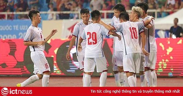 Lịch trực tiếp U23 Việt Nam vs U23 Uzbekistan, U23 Oman vs U23 Palestine chiều nay