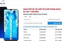 Lộ giá Oppo F9 tại Việt Nam: cạnh tranh với Vivo V9, Zenfone 5 và Galaxy A6+