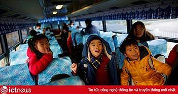 Hàn Quốc sử dụng công nghệ để phát hiện học sinh ngủ quên trên xe buýt