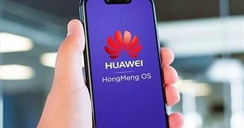 Huawei sắp công bố điện thoại chạy HongMeng OS