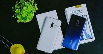 Trên tay Realme X Master Edition tại Việt Nam: 'Củ tỏi' đẹp nhất mọi thời đại