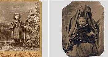 Bí ẩn nhân vật ngồi sau những bức ảnh chụp trẻ em thời xưa