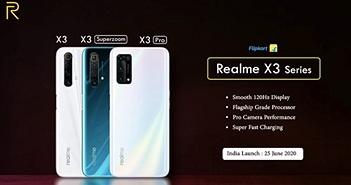 Realme X3 Pro rò rỉ trên Geekbench: dùng Snapdragon 855+, điểm số ấn tượng