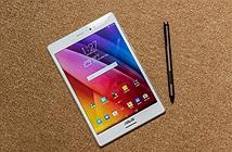 [Đập hộp] ASUS ZenPad S 8.0 chính hãng: giá 7.490.000 đồng, tặng kèm bút cảm ứng Z Stylus
