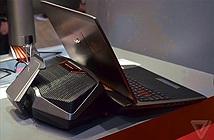 Laptop chơi game với màn hình 4K, tản nhiệt nước của Asus