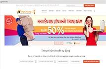 Shipchung.vn giảm 50% phí vận chuyển cho các đơn hàng nội thành