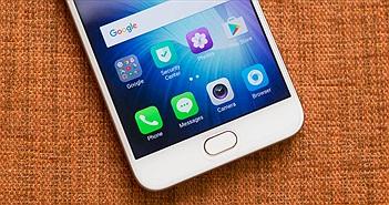 Chia sẻ vài tính năng vui vẻ và hay hay trên ColorOS của Oppo F1s: vân tay, khóa app, gợi ý setting