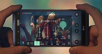 LG V20 chính thức: Android 7, 2 màn hình, 3 camera, 4 flash, chống shock chuẩn quân đội