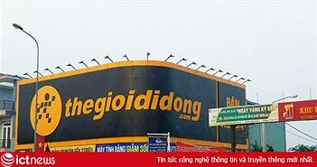 Thế Giới Di Động là công ty duy nhất tại Việt Nam vào Top 50 châu Á