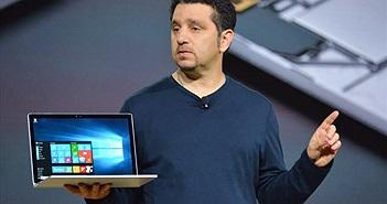 Microsoft ra mắt dòng sản phẩm Surface mới cuối tháng 10