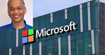 Microsoft Việt Nam 'thay tướng'