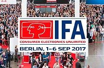 Những xu hướng công nghệ nổi bật nhất tại IFA 2017