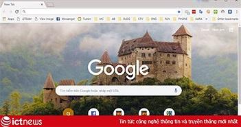 Cách phục hồi giao diện cũ cho Google Chrome 69