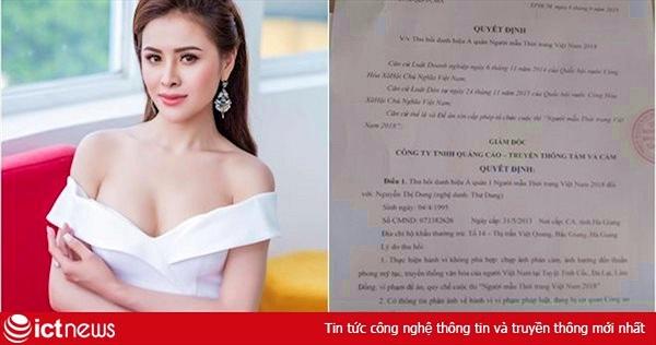 Giữa tâm bão dư luận vì bị tước loạt danh hiệu, Á hậu Thư Dung bất ngờ khóa Facebook