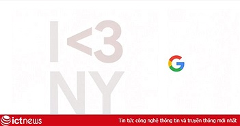 Google ra mắt điện thoại Pixel 3 và Pixel 3 XL ngày 9/10