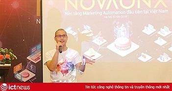 Novaon RA ra mắt NovaonX - nền tảng Marketing Automation đầu tiên tại Việt Nam