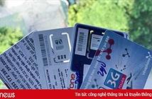 """SIM """"rác"""" kích hoạt sẵn không cần đăng ký thông tin chính chủ vẫn bán như... rau"""