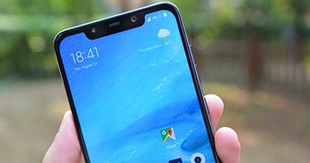 Lãnh đạo của Xiaomi dùng ảnh chụp từ Mi MIX 2S để quảng cáo Pocophone F1