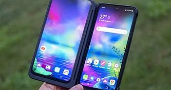 """""""Trên tay"""" LG G8X ThinQ và Dual Screen 2 màn hình"""