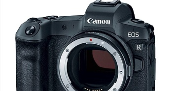 Canon ra mắt máy ảnh mirrorless full-frame đầu tiên