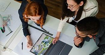 CES 2019: Loạt laptop viền siêu mỏng Asus khoe sắc