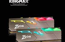 Dòng Ram Zeus Dragon DDR4 của Kingmax với hiệu suất kinh ngạc và đèn RGB cực đẹp