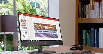 HP ProOne 600 G4 AiO: Lựa chọn sáng giá cho văn phòng startup