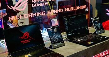 Laptop gaming Zephyrus S GX531 và TUF Gaming FX505/FX705 cập bến thị trường Việt