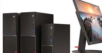 Lenovo giới thiệu loạt desktop V-Series mới