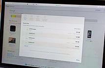 Phục hồi tập tin đã xóa trên iCloud