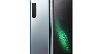 Samsung Galaxy Fold: màn hình gập, 6 camera, giá ngót nghét 50 triệu đồng