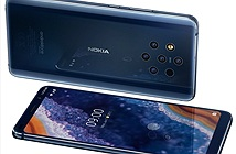 Smartphone cao cấp Nokia 9 PureView lộ ảnh thiết kế