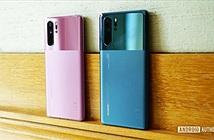 IFA 2019: Huawei P30 Pro có màu mới Mystic Blue và Misty Lavender, cài sẵn Android 10