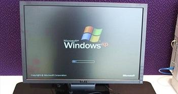 Hàng chục triệu người vẫn đang sử dụng Windows XP