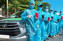 Panasonic hợp tác cùng Grab cung cấp giải pháp không khí sạch trên 150 xe GrabCar Y tế