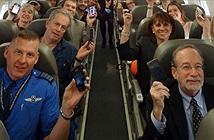 Châu Âu cho phép sử dụng smartphone, tablet trên máy bay