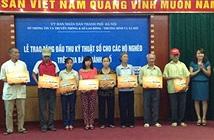 Truyền hình An Viên tặng 50.000 đầu thu số cho người nghèo ở Hà Nội