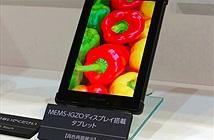 Tablet màn hình MEMS-IGZO sẽ lên kệ vào đầu năm 2015