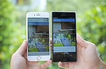 Màn hình Sony Xperia Z3 và iPhone 6 : Ai nhỉnh hơn ?