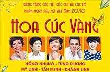 """""""Hoa cúc vàng"""" - ngợi ca vẻ đẹp của phụ nữ Việt"""