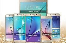 Nhiều chương trình ưu đãi người dùng khi mua sản phẩm Samsung